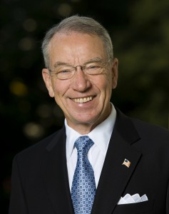 U.S. Senator Charles Grassley (R-IA)