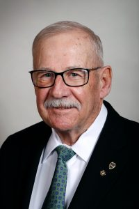 Iowa State Representative Clel Baudler